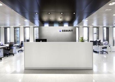 Oficinas Geberit