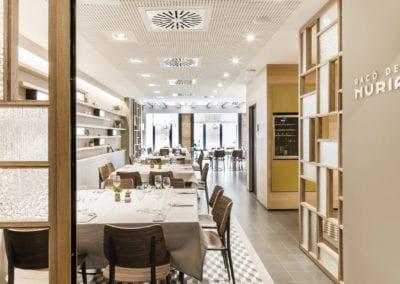 Restaurante Núria Las Ramblas