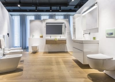 Showroom Geberit Barcelona