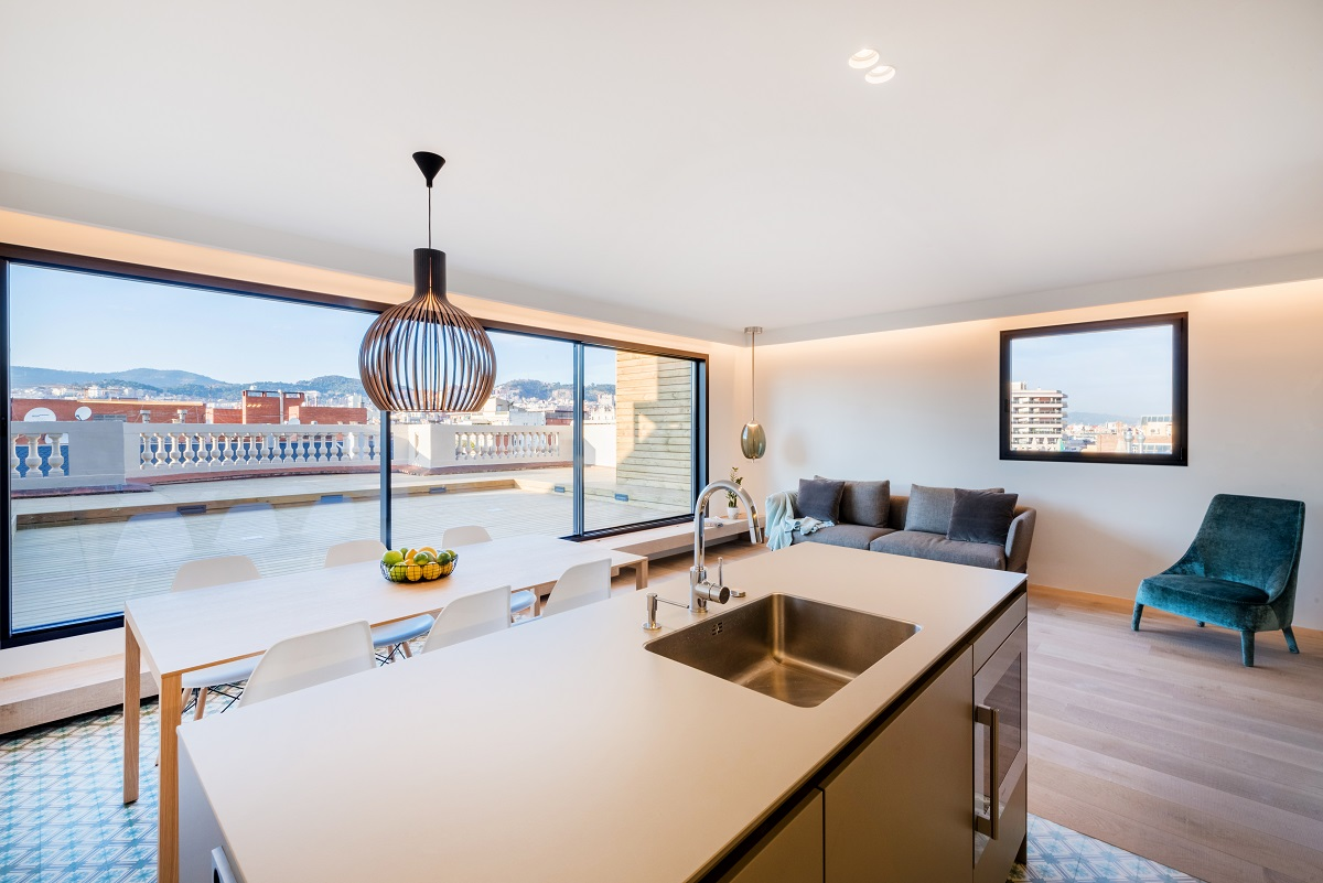 Housing reforms in Barcelona