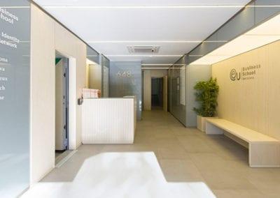 Escuela de negocios EU Business Av Diagonal 1