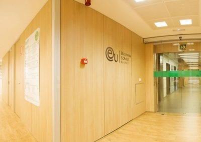 Escuela de negocios EU Business Av Diagonal 3