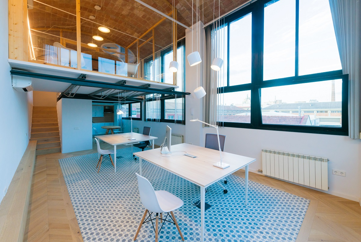 Office Reforms in Barcelona