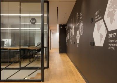 Oficinas Tashia Artesa de Segra 14