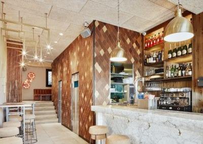 Restaurante Amarre 69 barceloneta 4