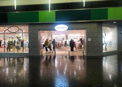 Tiendas retail Florencia 0