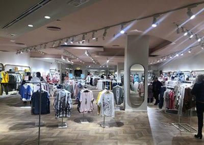 Tiendas retail Florencia 1