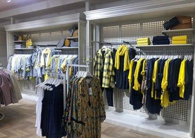 Tiendas retail Florencia 2