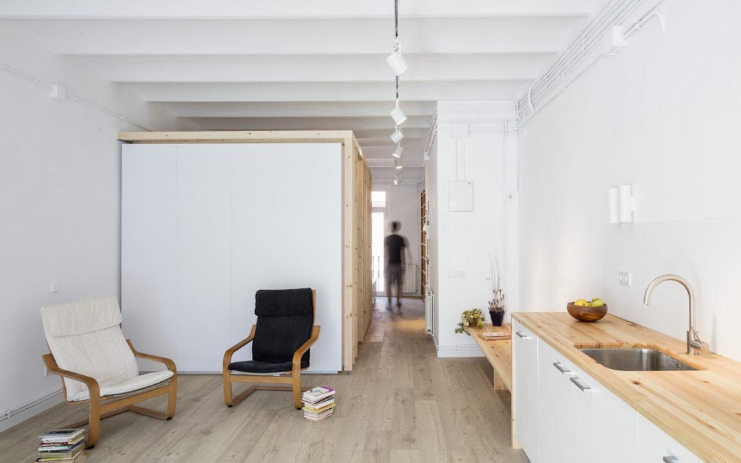 iluminación en una vivienda