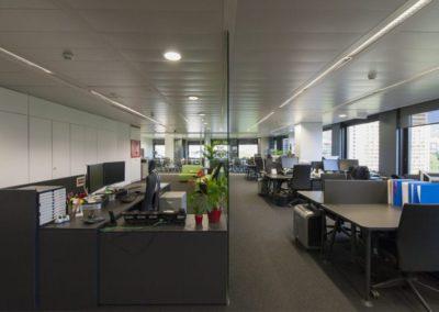 Reformas oficinas Aedgency Fluendo Diagonal 579
